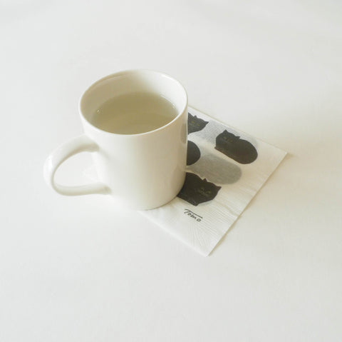 Tomotake x Classiky: Cat Paper Napkins