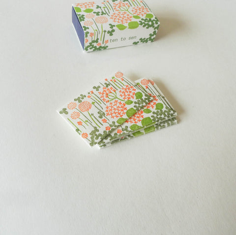 Tentosen x Classiky: Matchbox Mini Card