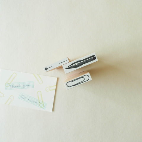 Osco Labo: Stamp - Stationery