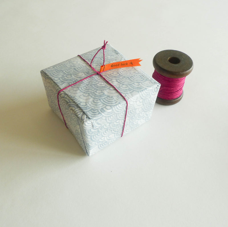PaperPhine: Strong Paper Twine (Small Bobbins) - Red