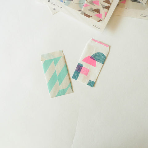 Mizushima: Mini Envelope Set of 3