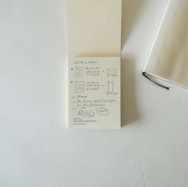 MD Sticky Memo Pad (A7)