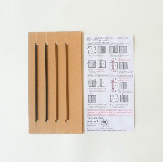 021 Connecting Rubber Band (Regular Size)