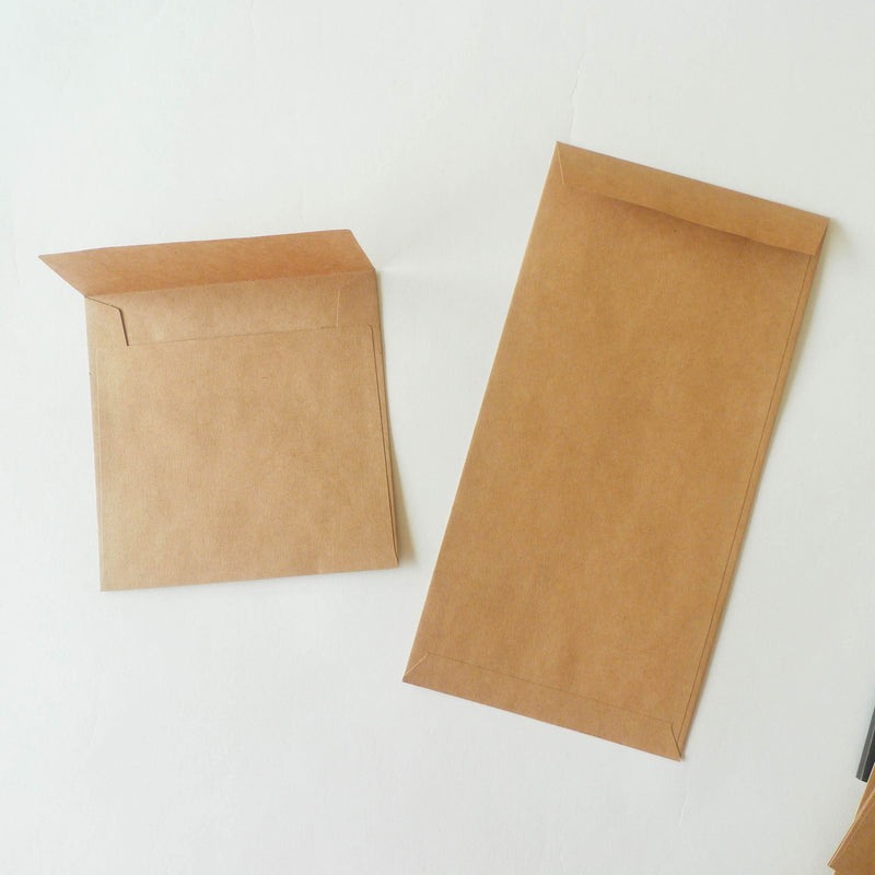Yuruliku: Envelopes - Kraft Paper