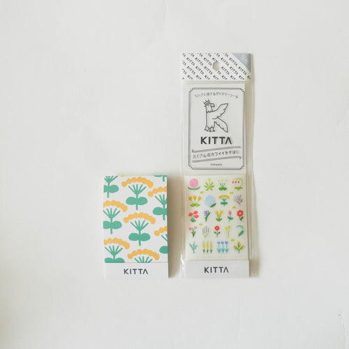 KITTA Seal: KITD002 Icon [Flower]