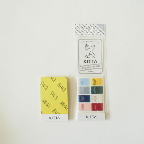 KITTA Seal: KITD011 Index Label