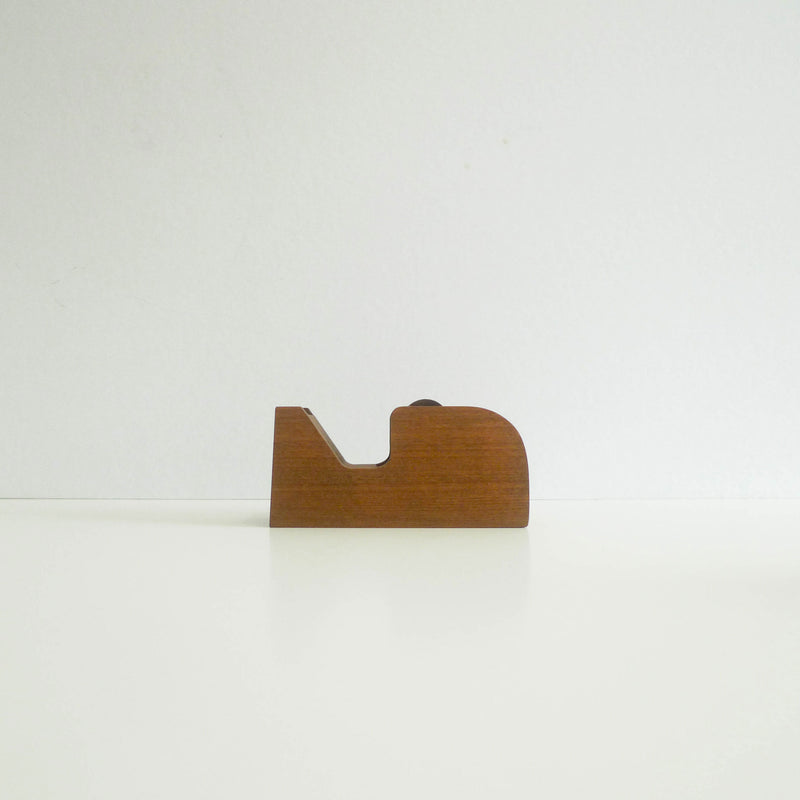 Classiky: Wooden Tape Dispenser