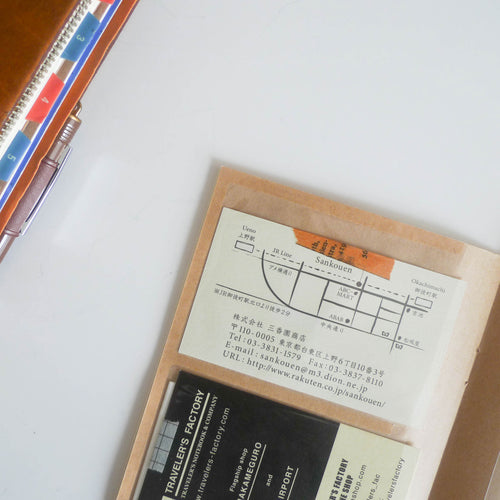 028 Refill Card File in Kraft (Regular Size)