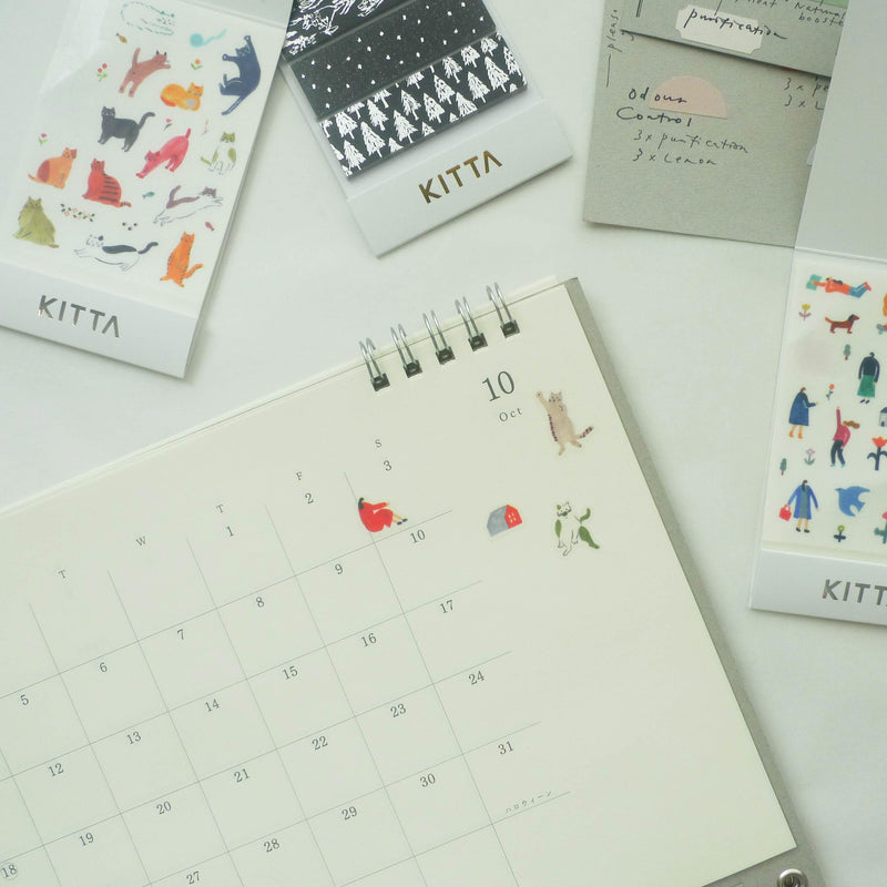 KITTA COLLABO: KITD013 Town Icon