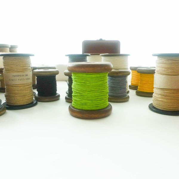 PaperPhine: Strong Paper Twine (Medium Bobbins)