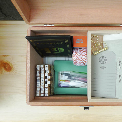 Classiky: Desk Tool Box (Size S)