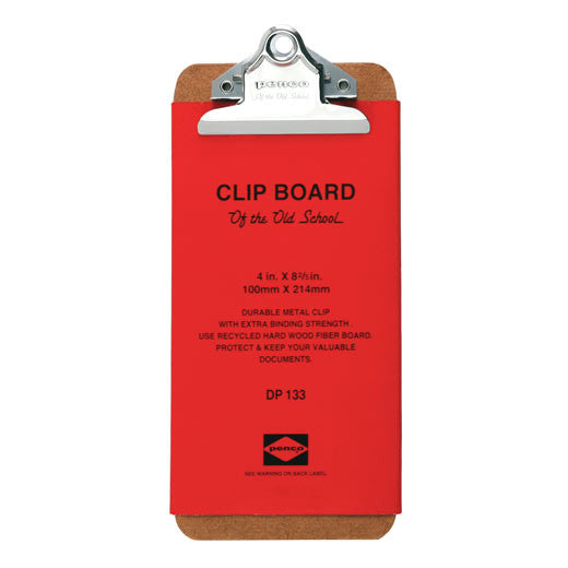 Penco: Clipboard (Silver)