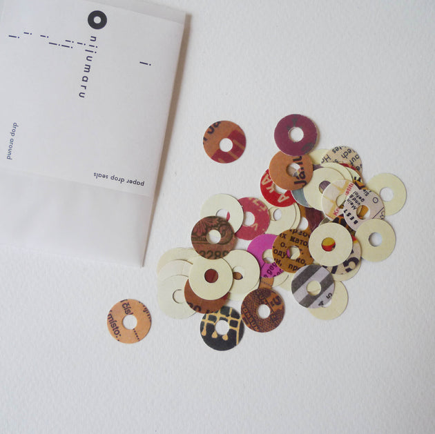 Drop Around x Classiky: Dot/ Doughnut Stickers