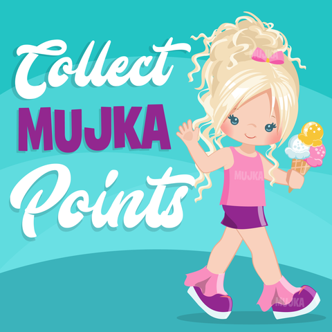 Collect Mujka points