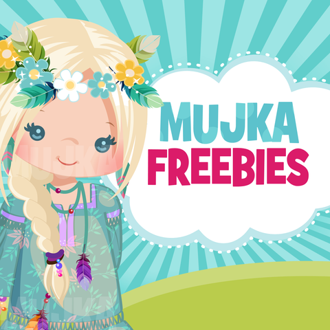 Mujka Free Clipart and Characters