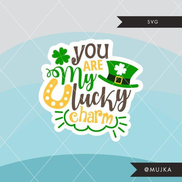 St. Patrick's Day SVG, DFX, PNG Cutting file