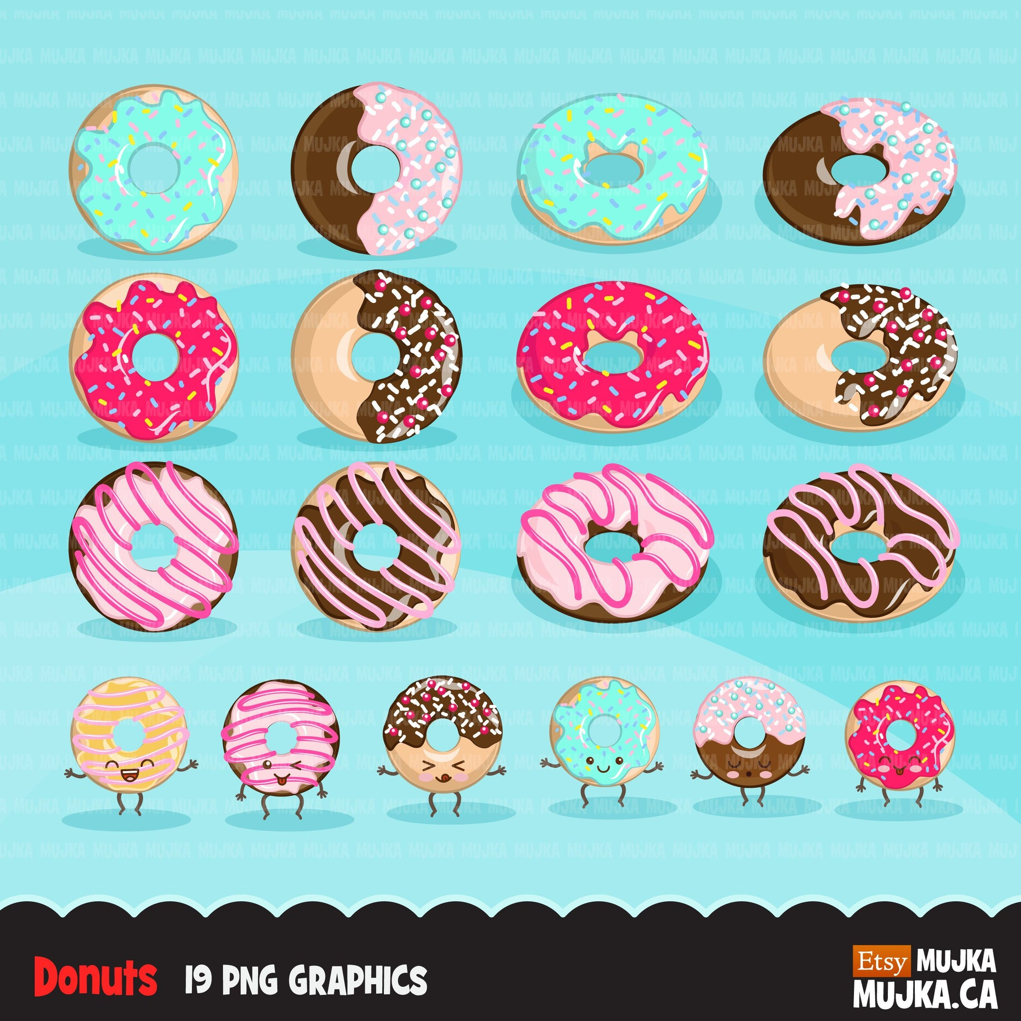 Candy land Clipart Bundle, Sweets, ice cream, donuts, chocolate, cupcakes, backgrounds, tutu girl graphics commercial use PNG clip art