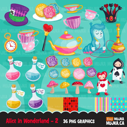 Alice in Wonderland bundle, Alice sublimation designs digital download, Cheshire cat, Alice clipart, African American, png graphics, cricut