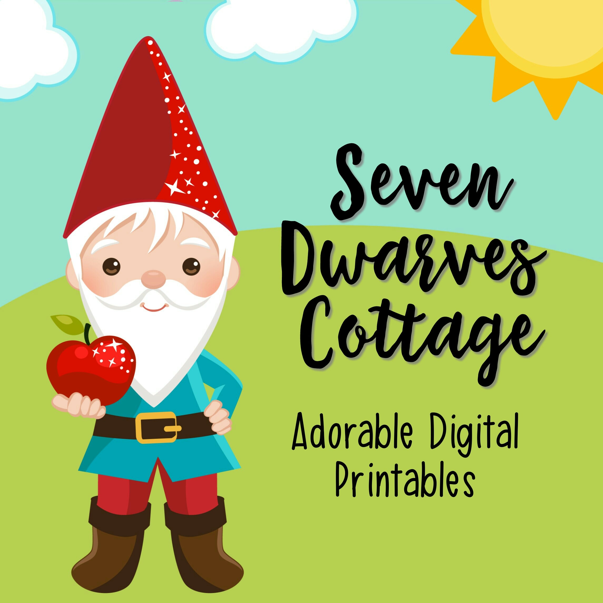 DIGITAL PRINTABLES