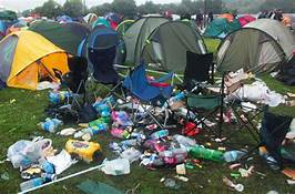 GLASTONBURY FESTIVAL - six tips for going eco friendly
