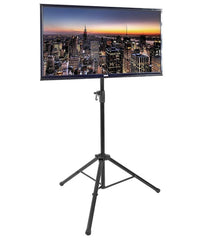 Portable Tripod TV Floor Stand for 32-45'' TV