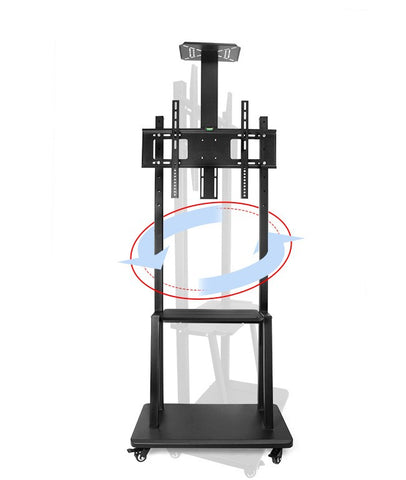 "Heavy Duty TV Cart for 40-65"" Plasma/LCD TV"