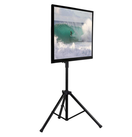 Portable Tripod TV Floor Stand for 19-32'' TV