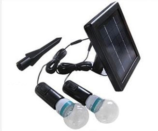 Indoor Solar LED Lighting Bulb Lamp - Suspending