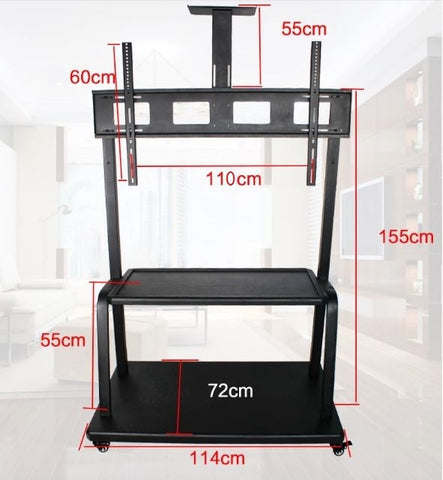 "Special Heavy Duty TV Cabinet Mega TV Stand For 32-100"" Plasma/LCD TV"