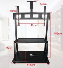 "Special Heavy Duty TV Cabinet Mega TV Stand For 65-120"" Plasma/LCD TV"