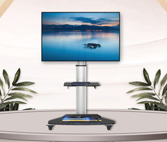 Mobile TV Stand for 37-70'' Flat TV