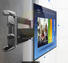 "North Bayou Full Motion TV Wall Bracket Mount Cantilever Mount for LED, LCD & Plasma TVs Size 40"" - 70"""
