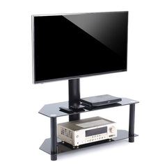 90° Swivel Table TV Cabinet for 32-55'' Flat TV