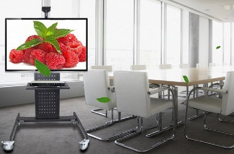 Mobile TV Stand for 32''-65'' TV