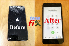 iPhone 8 Plus Broken Screen Onsite Repair