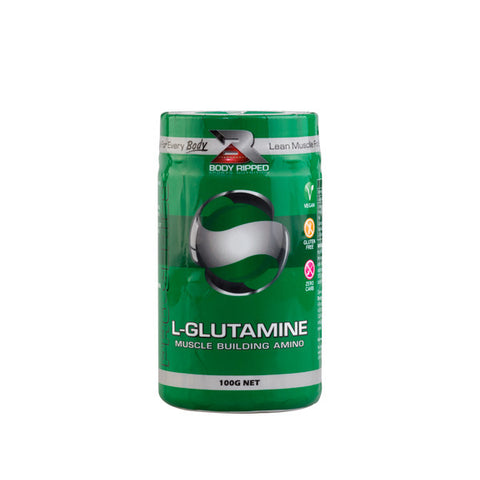 Body Ripped - L-GLUTAMINE