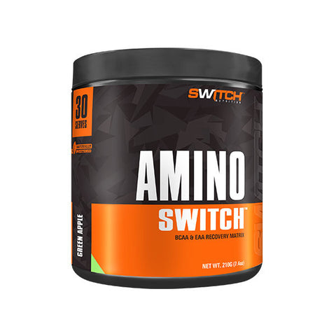 Switch Nutrition - AMINO SWITCH 30 Serves - Lemonade Flavour