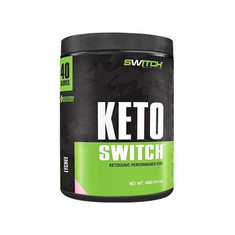 Switch Nutrition - KETO SWITCH 40 Serves - Chocolate Flavour