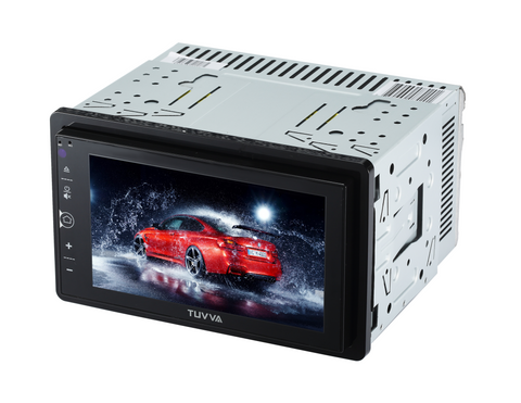 KSN6280 2-Din Mechless Car Stereo