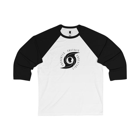 Eye of the Storm Unisex Raglan 3/4 Sleeve  Tee