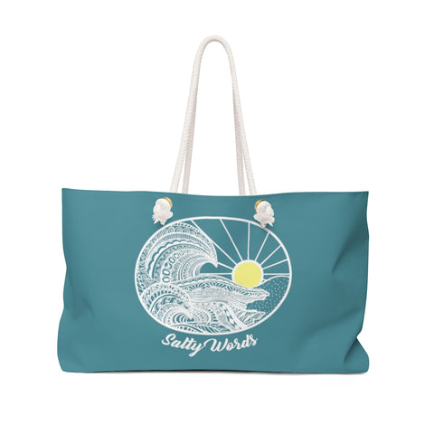 Salty Words Weekender Bag