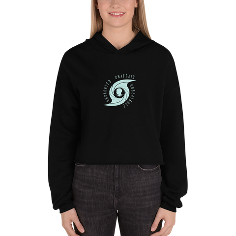 Eye of the Storm Crop Hoodie