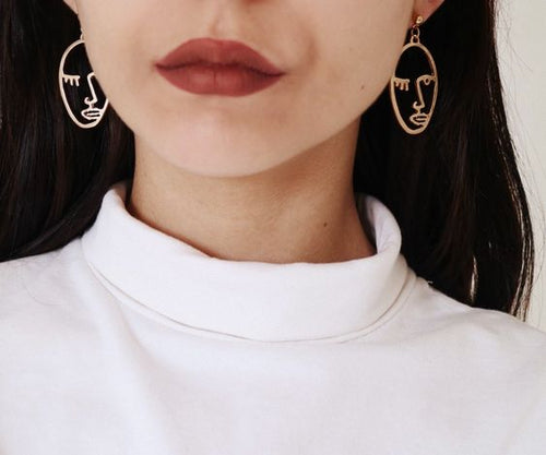 Pica - Abstract Earrings