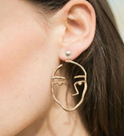 Eli - Abstract Earrings