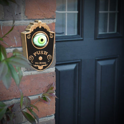 One-eyed Horror Doorbell