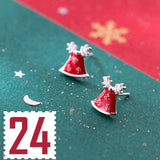 Sita Christmas Earring