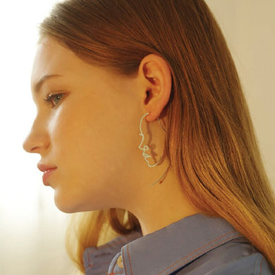 Tatiana - Abstract Earrings