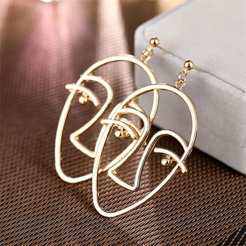 Trinity - Abstract Earrings