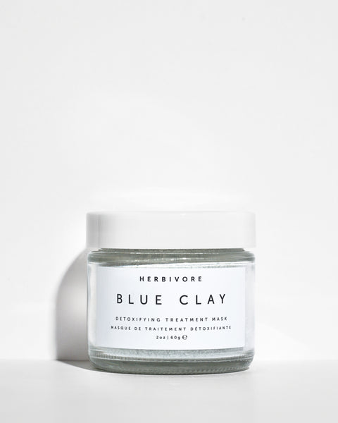 Herbivore Botanicals Purifying Blue Clay Powder Mask