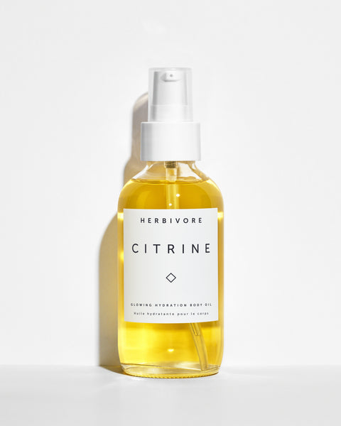 Citrine Body Oil